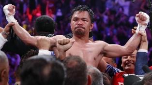 Una leyenda del boxeo le hace frente a la pandemia