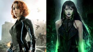 Marvel anunció filmes con Scarlett Johansson y Angelina Jolie en 2020