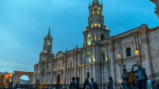 Un viaje hacia el pasado en la ciudad blanca de Arequipa