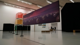 """Argigram"", una muestra de arquitectura futurista llega al Museo MAR"
