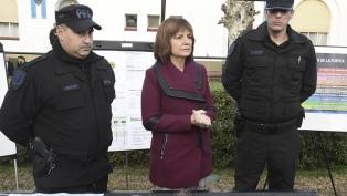 "Bullrich negó aumento de casos de ""violencia institucional"" y criticó a la Correpi"