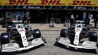 Mercedes correrá de blanco en un tributo especial