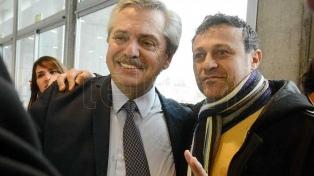 Alberto Fernández pidió el apoyo de votantes socialistas, peronistas y de Cambiemos