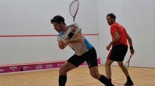 Argentina obtuvo su primera medalla a través del squash
