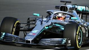 Hamilton y Bottas dominan en los entrenamientos libres en Austria