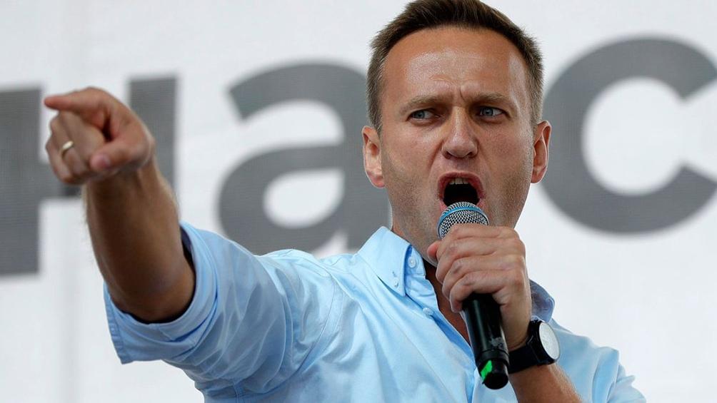 El político opositor ruso fue trasladado a Alemania el 22 de agosto.