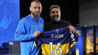 Boca, con el debut de De Rossi, va por los octavos ante Almagro