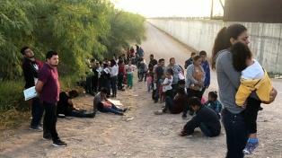 EEUU creó una fuerza de tareas contra traficantes de personas en México y Centroamérica