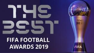 Los mejores jugadores y directores técnicos, según la FIFA