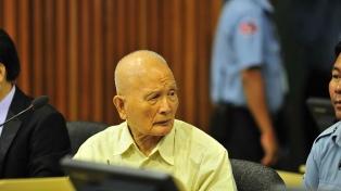 """Falleció el """"número dos"""" de Pol Pot"""