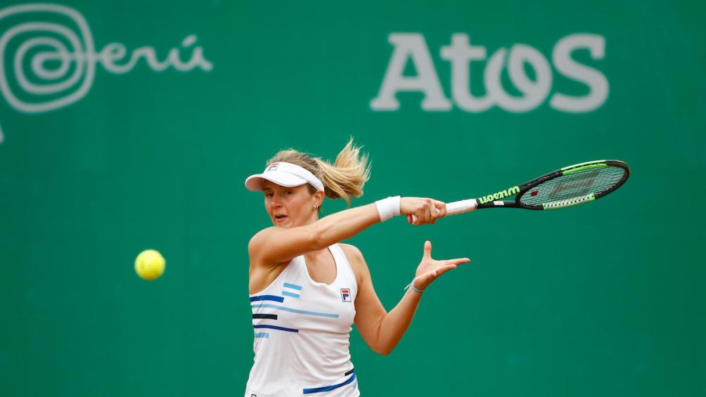 Podoroska clasificó al cuadro principal de Roland Garros