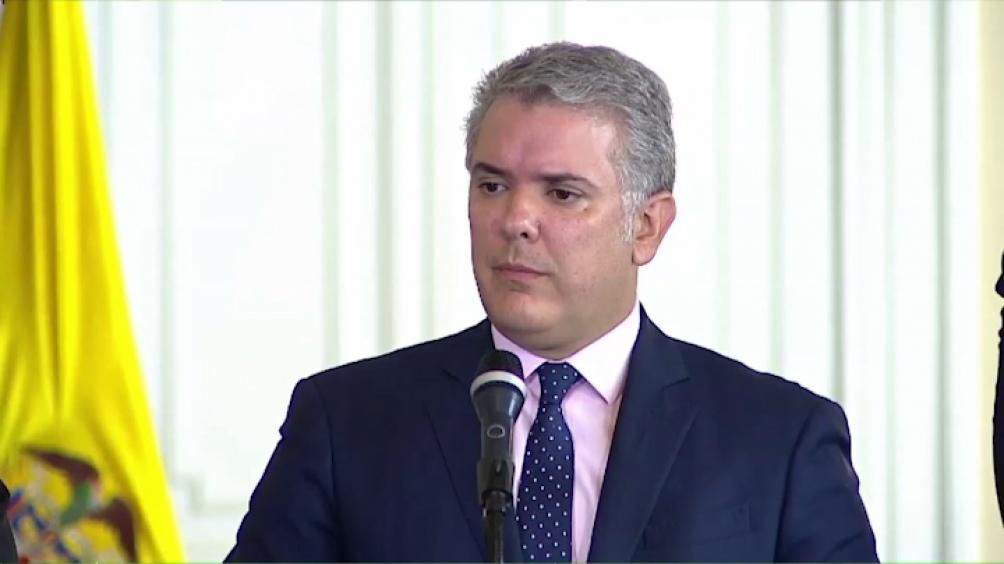 Venezuela señala a Duque como uno de los responsables de la denominada Operación Gedeón