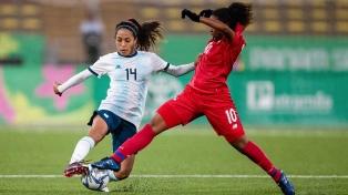 La selección femenina de fútbol se metió en la final