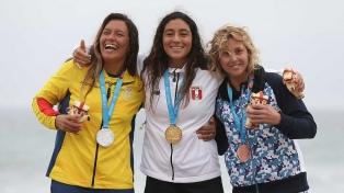 La jornada 13 de los los juegos le dio simetría al medallero argentino