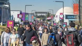 Más de 2.600.00 personas visitaron Tecnópolis y Tecnópolis Federal