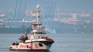 La justicia ordenó liberar el barco humanitario Open Arms
