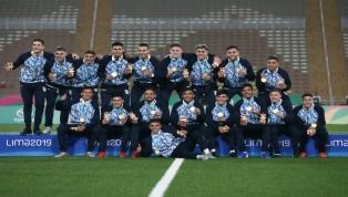 Argentina goleó a Honduras y se quedó con el oro en fútbol