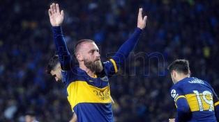 """De Rossi: """"Boca fue el único club en el que quise jugar fuera de la Roma"""""""