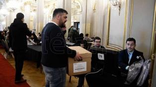 Ratificaron dos diputados nacionales para el Frente de Todos y dos para Juntos