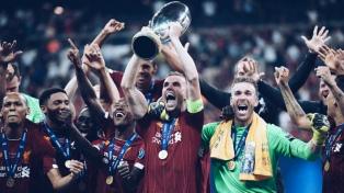 Liverpool venció a Chelsea por penales y se quedó con la Supercopa de Europa