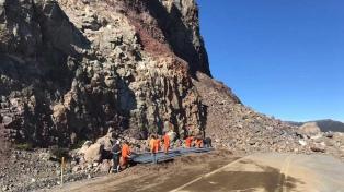 Habilitaron la circulación vehicular entre Bariloche y Villa La Angostura