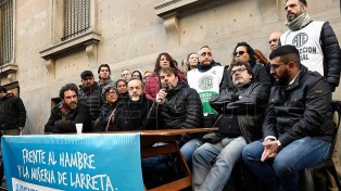 Organizaciones iniciarán protestas si el gobierno no toma medidas ante la situación económica