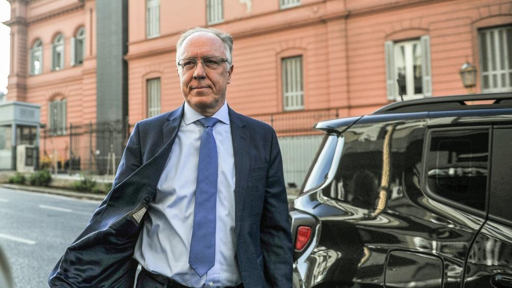 Nielsen, a quien el Gobierno propondrá como embajador en Arabia Saudita, formalizará su alejamiento