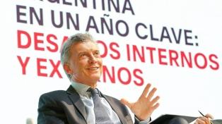 """Macri dijo que la derrota en las PASO fue un """"palazo"""" y pidió escuchar """"la visión"""" de Cristina Kirchner"""