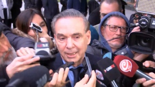 """Para Pichetto hay """"una necesidad imperiosa de que el Poder Judicial se ponga en marcha"""""""