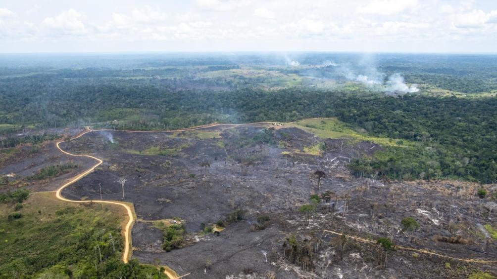 Brasil cada vez más seco: perdió 15% de su agua dulce en 30 años