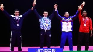 El judoca Eduardo Gauto ganó el primer oro para Argentina en los Juegos Parapanamericanos
