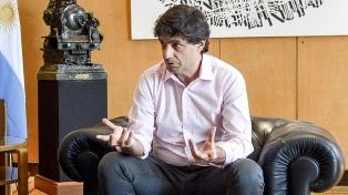 """Para Lacunza, """"la foto sanitaria será mejor que la de otros países, pero la económica peor"""""""