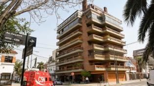 Operativo en la casa de Claudia Villafañe en medio de la batalla legal con Maradona
