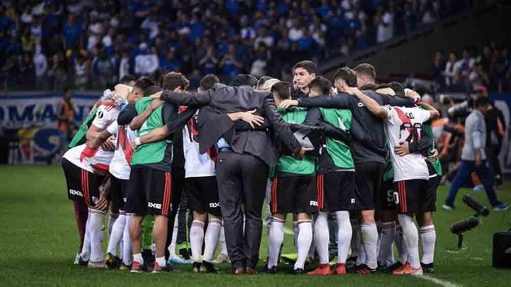 River enfrentará a Independiente Santa Fe en Asunción