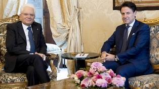Giuseppe Conte, encargado de formar un nuevo gobierno