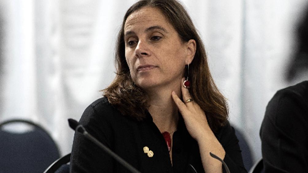 Antonia Urrejola es la nueva presidente de la CIIDH, donde la totalidad de su junta directiva serán mujeres