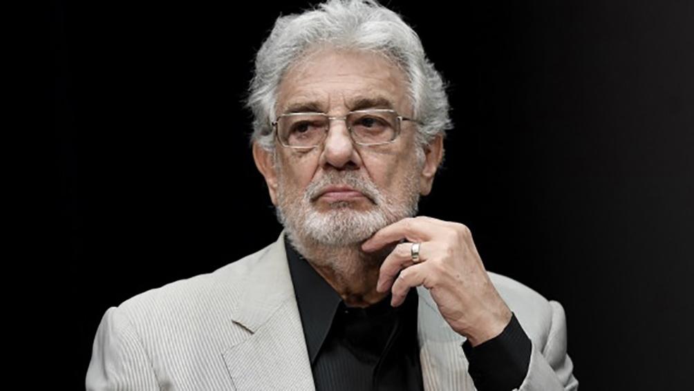El tenor aseguró que la investigación realizada por la Ópera de Los Ángeles terminó sin nada real.