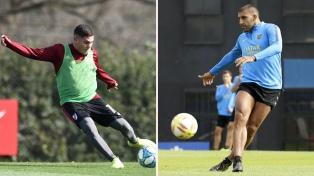 """""""Juanfer"""" Quintero y """"Wanchope"""" Ábila se ilusionan con las semis de la Libertadores"""