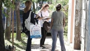 Realizaron una prueba piloto del Censo 2020 en cuatro distritos de la Argentina