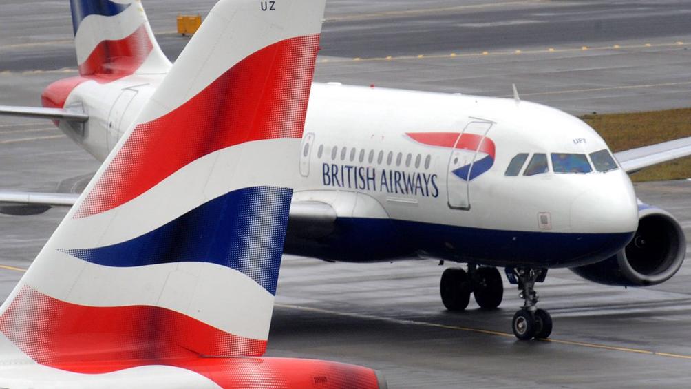 British Airways suspende más vuelos en medio del colapso por la crisis del coronavirus