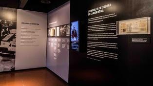 El Museo del Holocausto potencia su nueva muestra con tecnologías adiovisuales