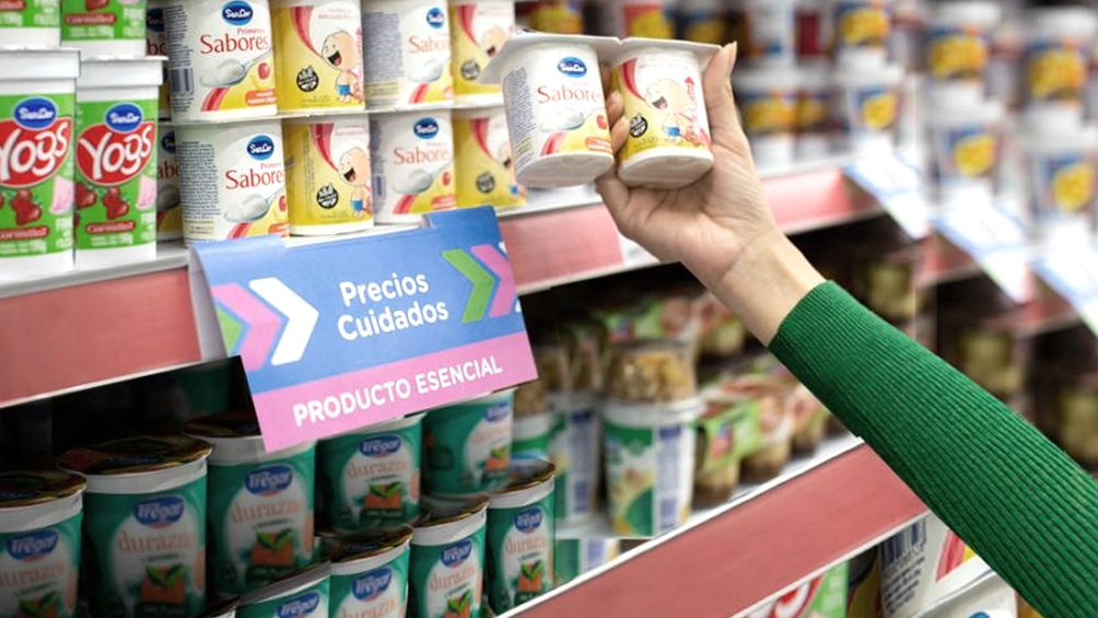 Afirman que con Precios Cuidados se consiguen productos hasta 43% más baratos