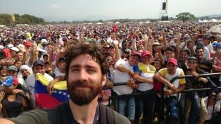 """Joaquín Sánchez Mariño: """"Maduro parece el flautista de Hamelin"""""""