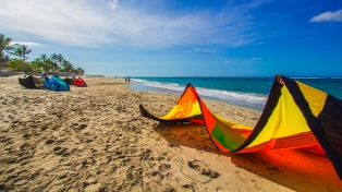 La República Dominicana comenzó a recibir turistas extranjeros