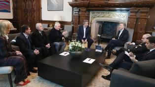 Macri analizó con líderes evangélicos cómo reforzar la ayuda a sectores vulnerables