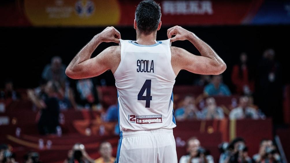 Scola se retiró de la selección nacional de básquet.