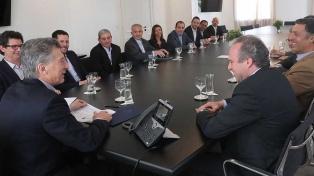 Macri recibió a miembros de la Cámara de Comercio de los Estados Unidos