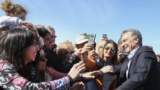 """Macri: """"Las obras han dejado de ser sinónimo de corrupción y escándalos"""""""