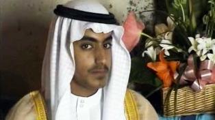 Trump confirmó la muerte del hijo de Osama Ben Laden