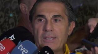 """El técnico de España anticipa una final """"a cara de perro"""""""